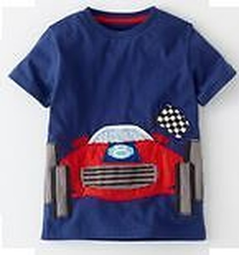 Mini boden jungen verzierung top t shirt baumwolle 1 12 for Boden kindermode