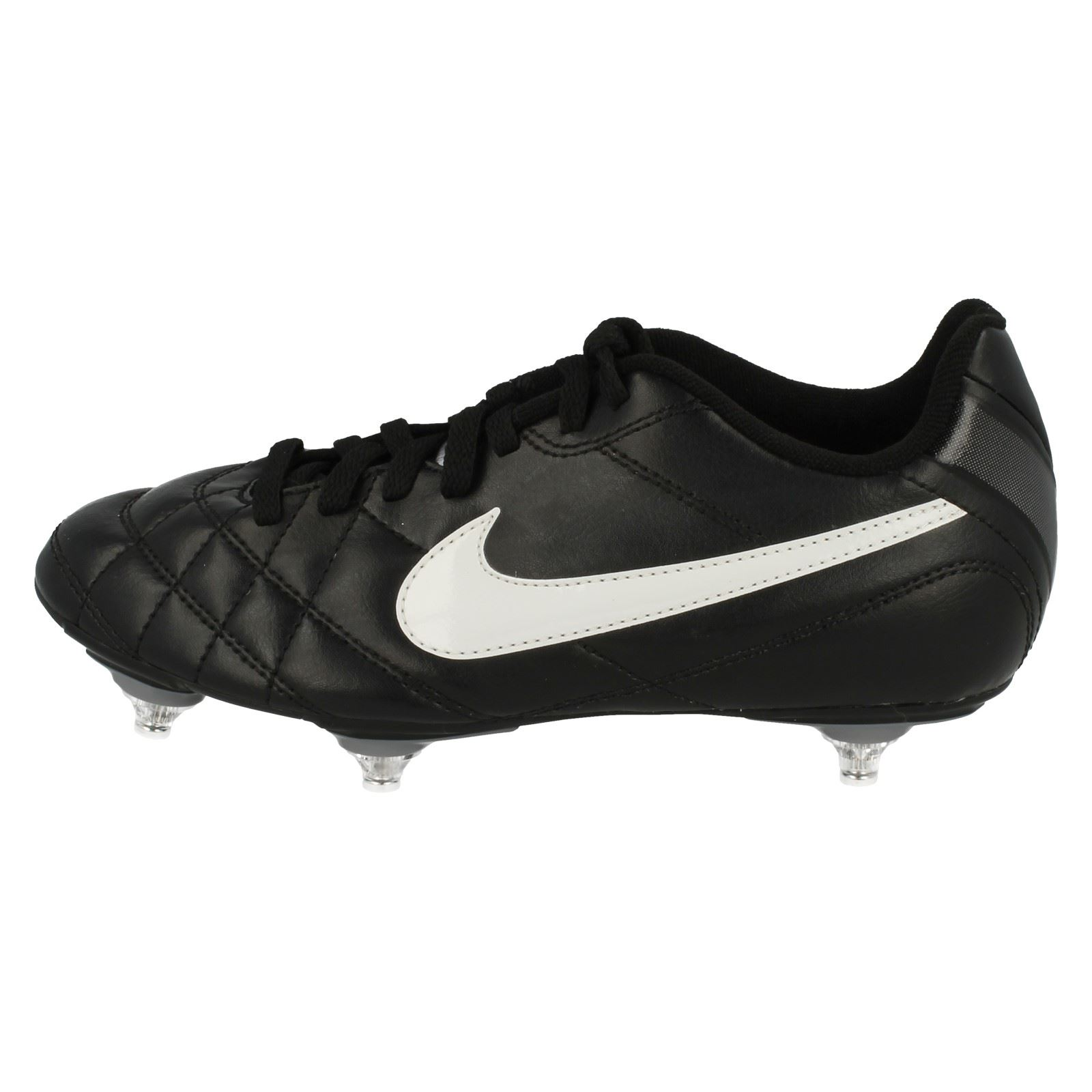 Genealogía provocar Cena  Nike Boys Football Boots - JR Tiempo Rio for sale online | eBay