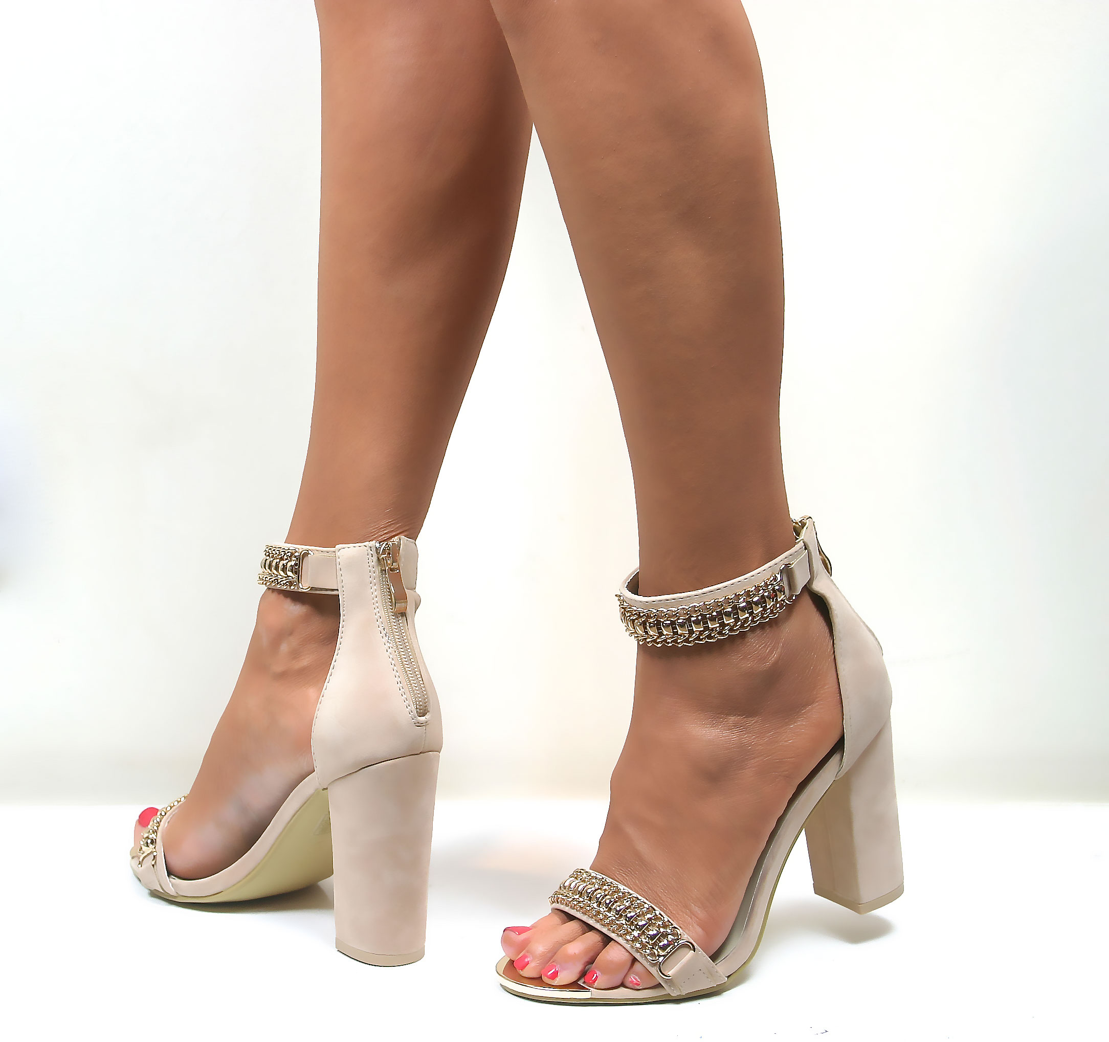 High Heel Ankle Cuff Womens with FREE Shipping & Exchanges, and a % price guarantee. Choose from a huge selection of High Heel Ankle Cuff Womens styles.