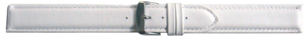 Cinturino-Orologio-di-Ricambio-con-Chiusura-in-pelle-extra-lungo-XXXL-Super