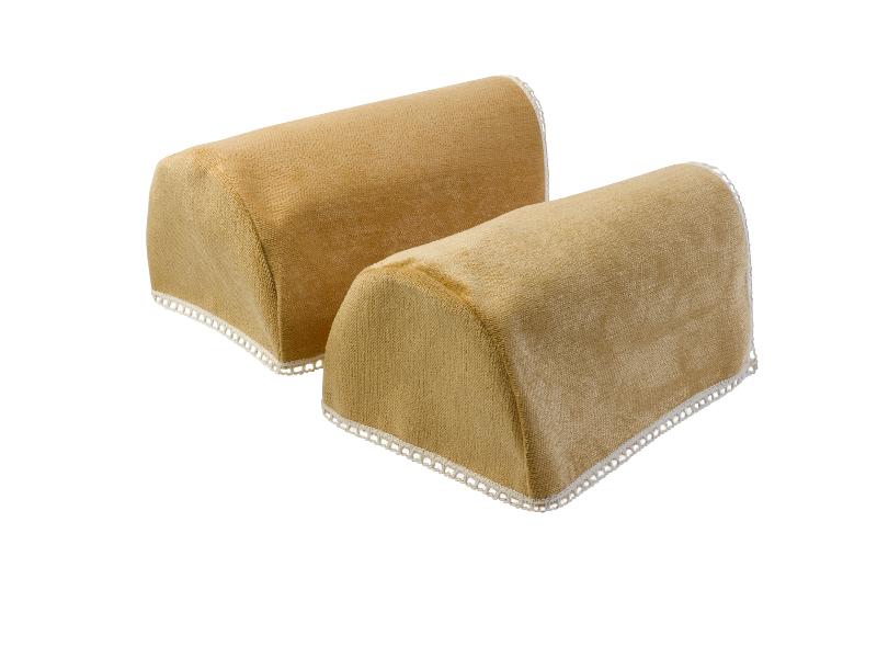 Lace Trim Chenille Round Arm Caps Standard XL & Mini Chair Furniture  Protector | eBay - Lace Trim Chenille Round Arm Caps Standard XL & Mini Chair