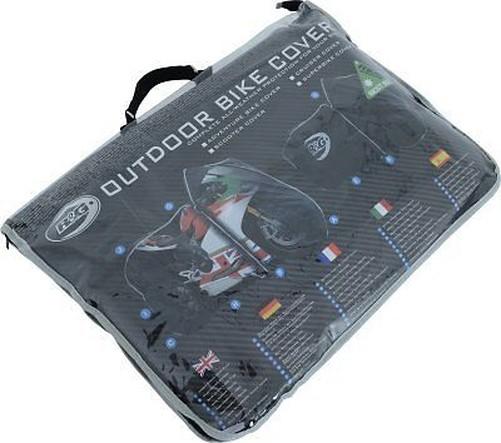 Cruiser Cubierta Moto Racing Impermeable Estilo Candado R Exterior g wz4A77