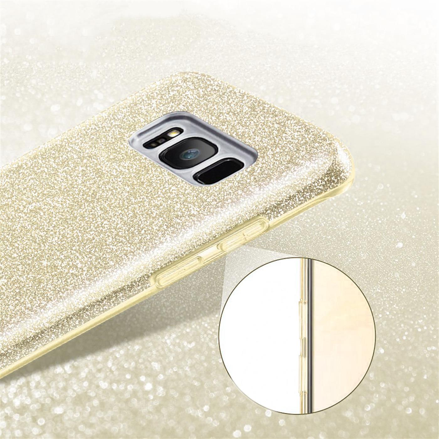 Phone-Glitter-Case-for-Samsung-Galaxy-Slim-TPU-Cover-Silicone-Protective thumbnail 9