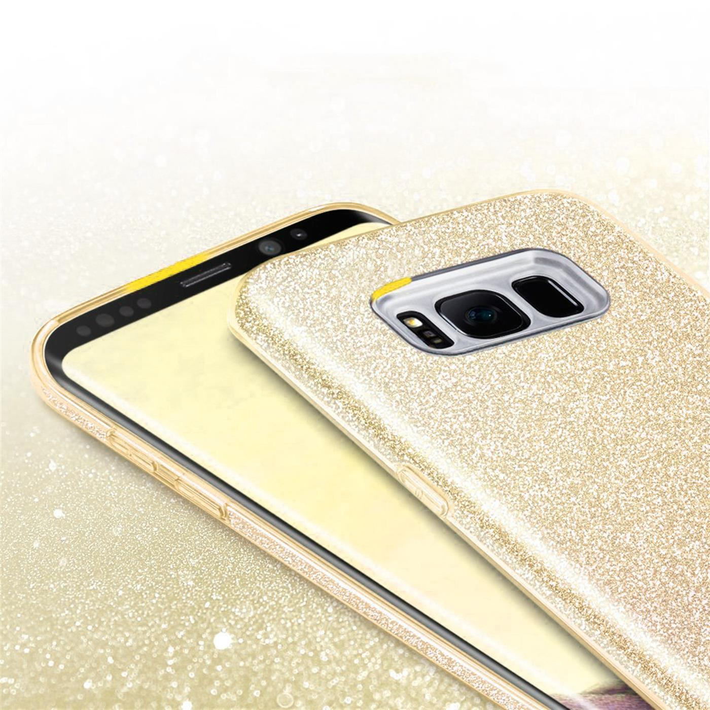 Phone-Glitter-Case-for-Samsung-Galaxy-Slim-TPU-Cover-Silicone-Protective thumbnail 10