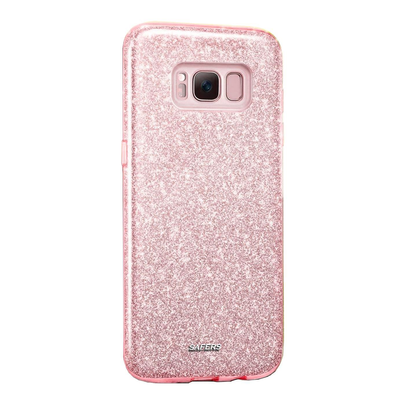 Phone-Glitter-Case-for-Samsung-Galaxy-Slim-TPU-Cover-Silicone-Protective thumbnail 12