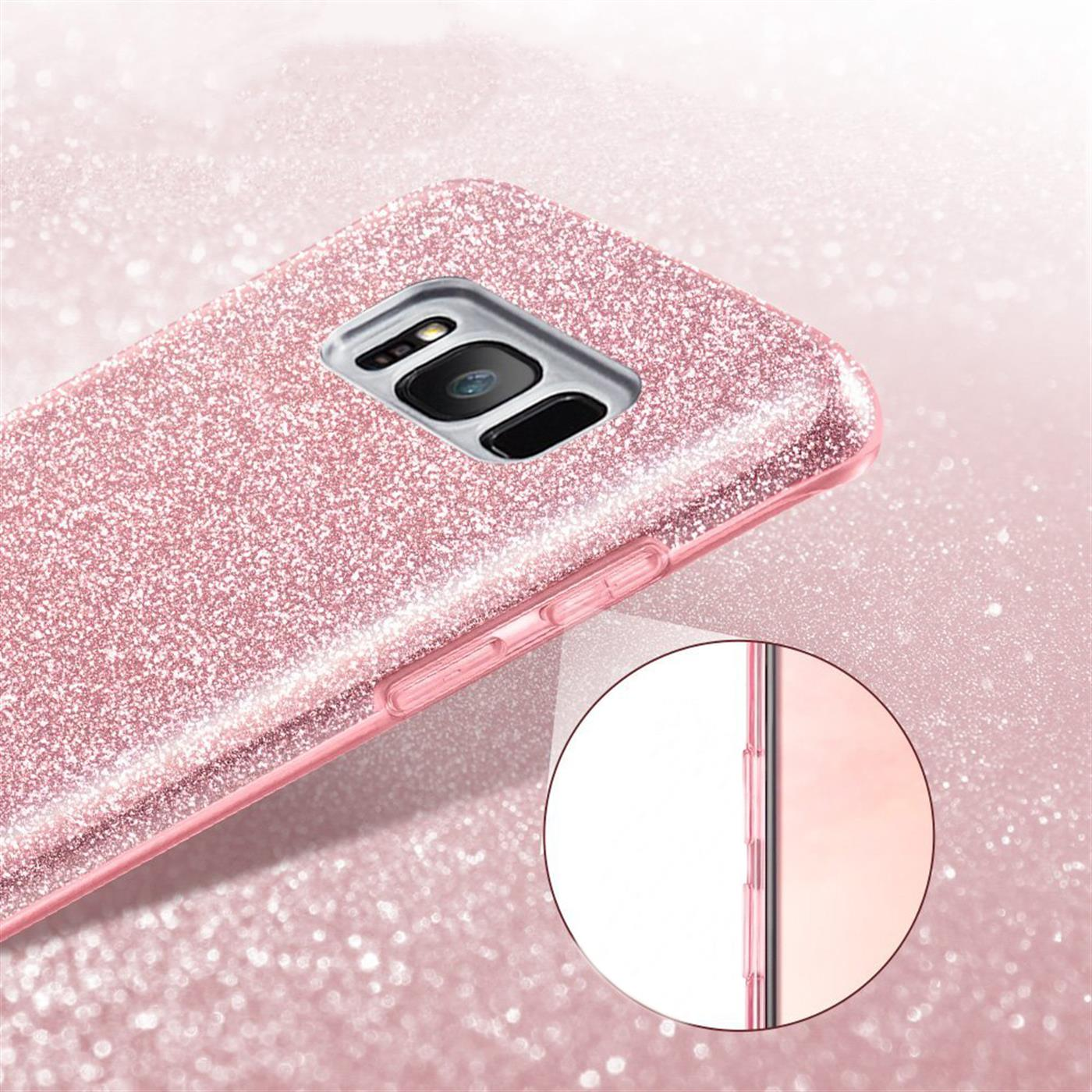 Phone-Glitter-Case-for-Samsung-Galaxy-Slim-TPU-Cover-Silicone-Protective thumbnail 16