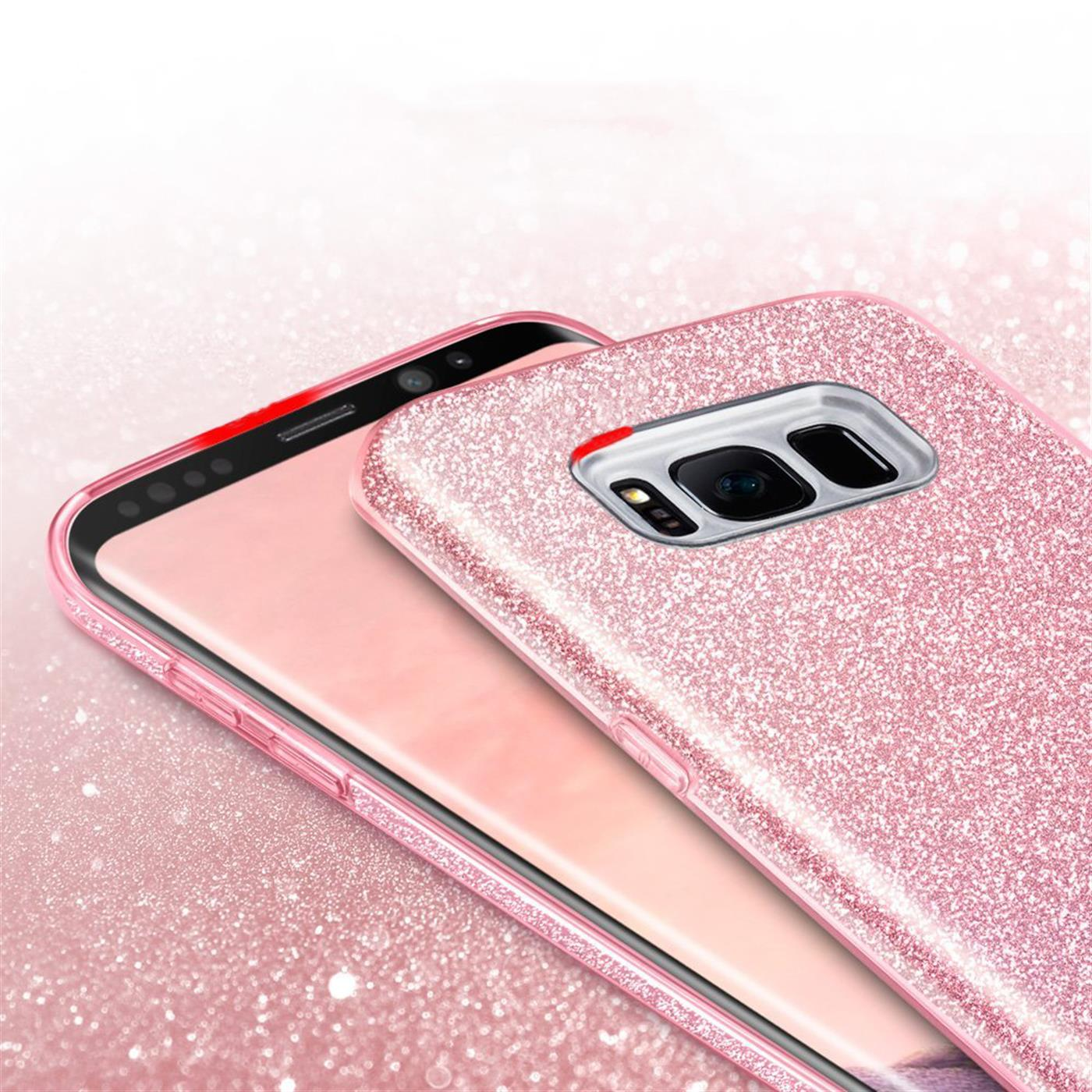 Phone-Glitter-Case-for-Samsung-Galaxy-Slim-TPU-Cover-Silicone-Protective thumbnail 17