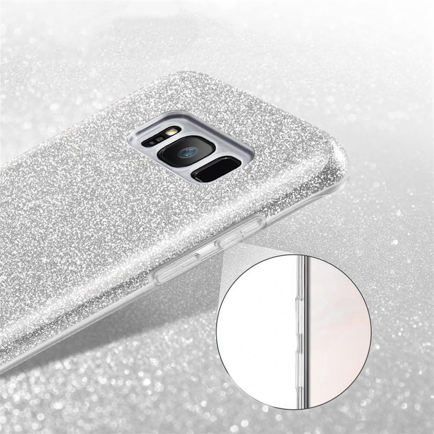 Phone-Glitter-Case-for-Samsung-Galaxy-Slim-TPU-Cover-Silicone-Protective thumbnail 23