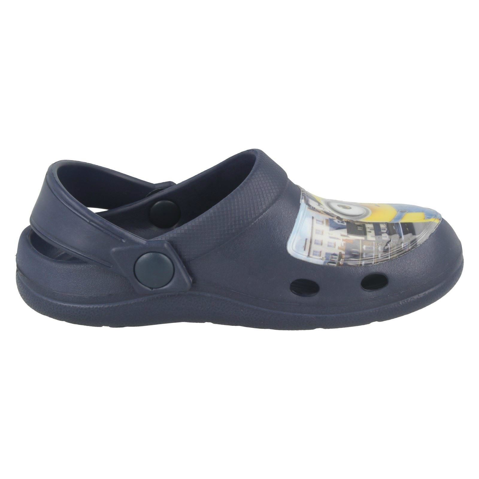Jungen Minions Clogs 'Whymper'