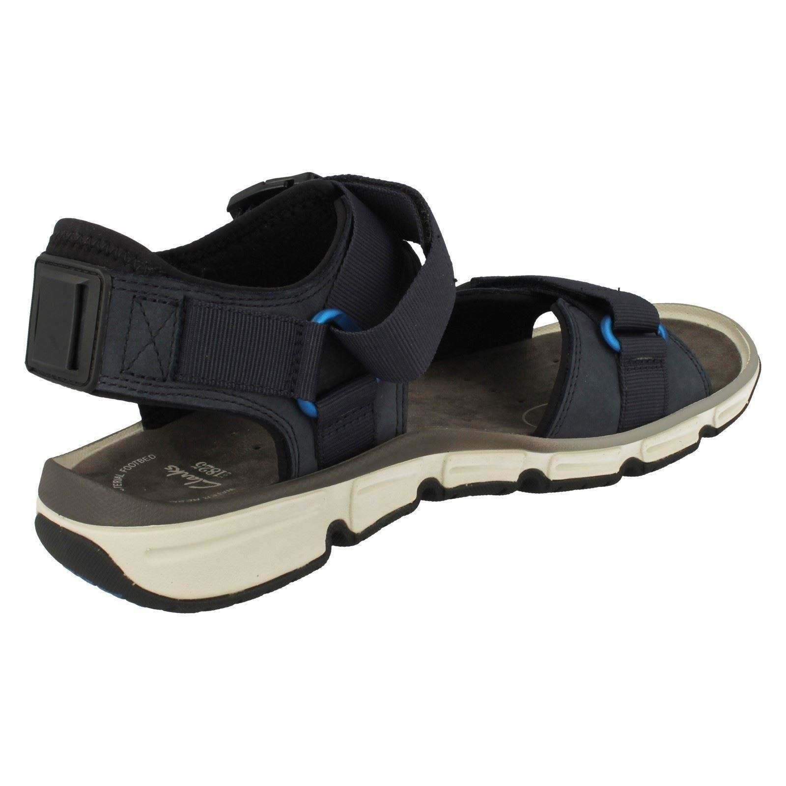 Mens Clarks Open Open Open Toe Summer Sandal Explore Part 7db465