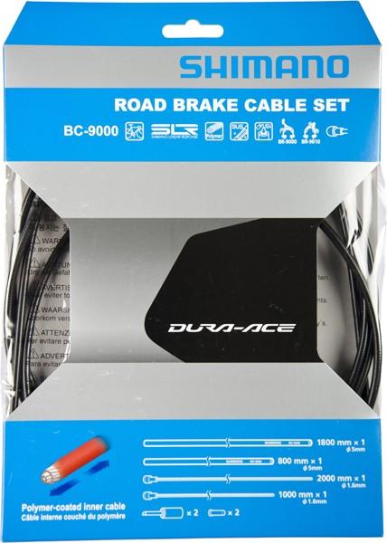 Shimano-Dura-Ace-bc-9000-fahrrad-bremszug-set-Polimero-revestido-varios-colores