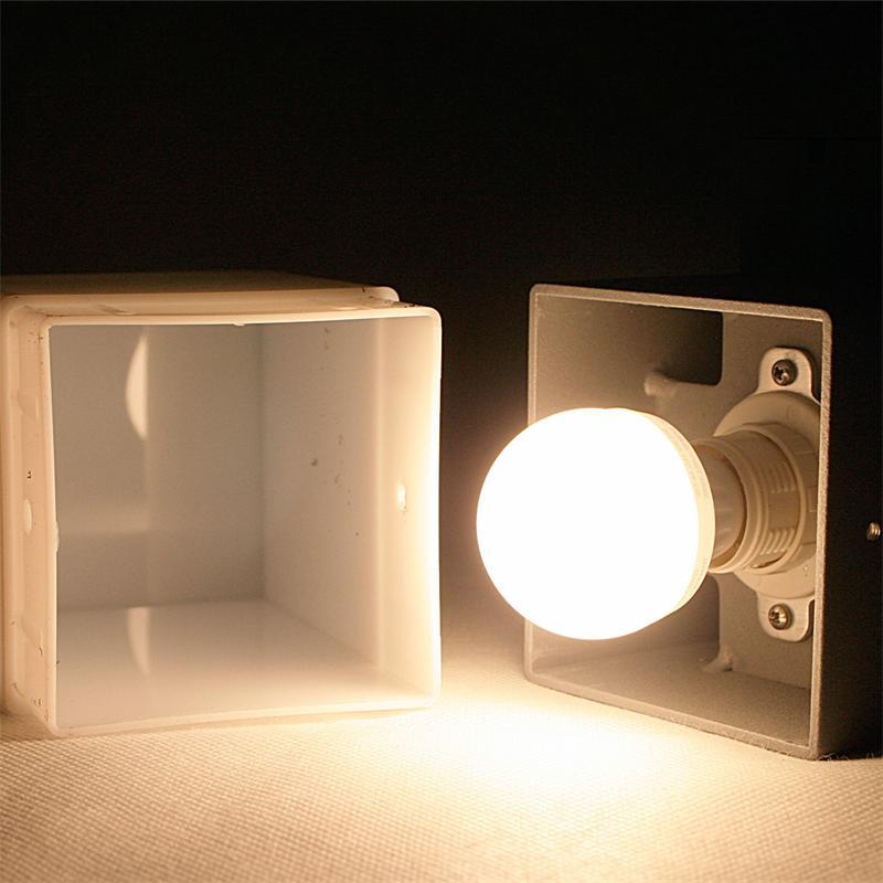Lampe-murale-LED-pour-l-039-exterieur-et-interieur-ECLAIRAGE-Haus-jardin-applique