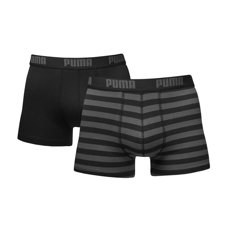 Puma-Boxers-cortos-2-4-6-8-10-Paquete-colocado-LOGO-Tiras-1515-NUEVO