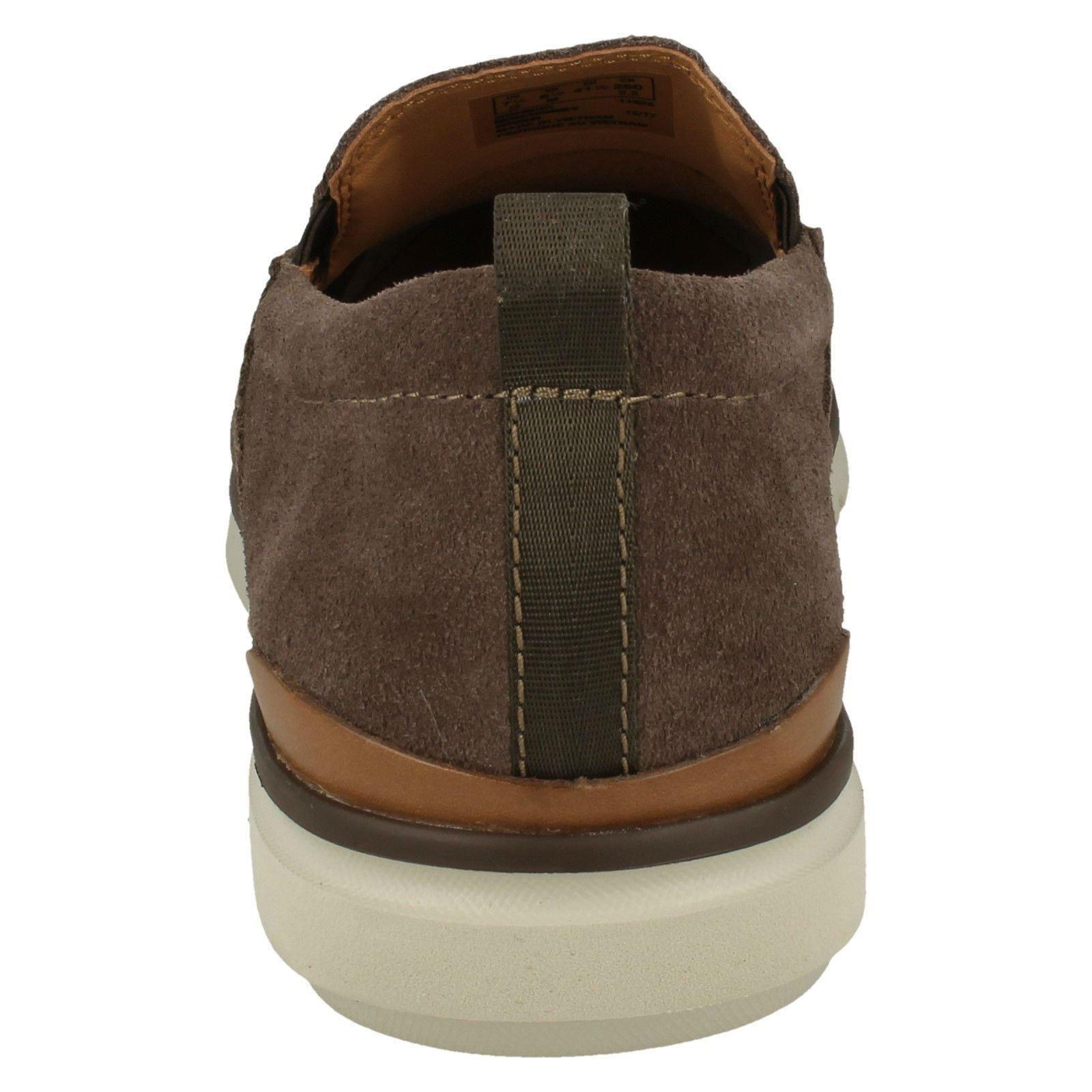 Cordones Hombre Casuales Edgewood Step Sin Clarks Zapatos PwSqgZfS7