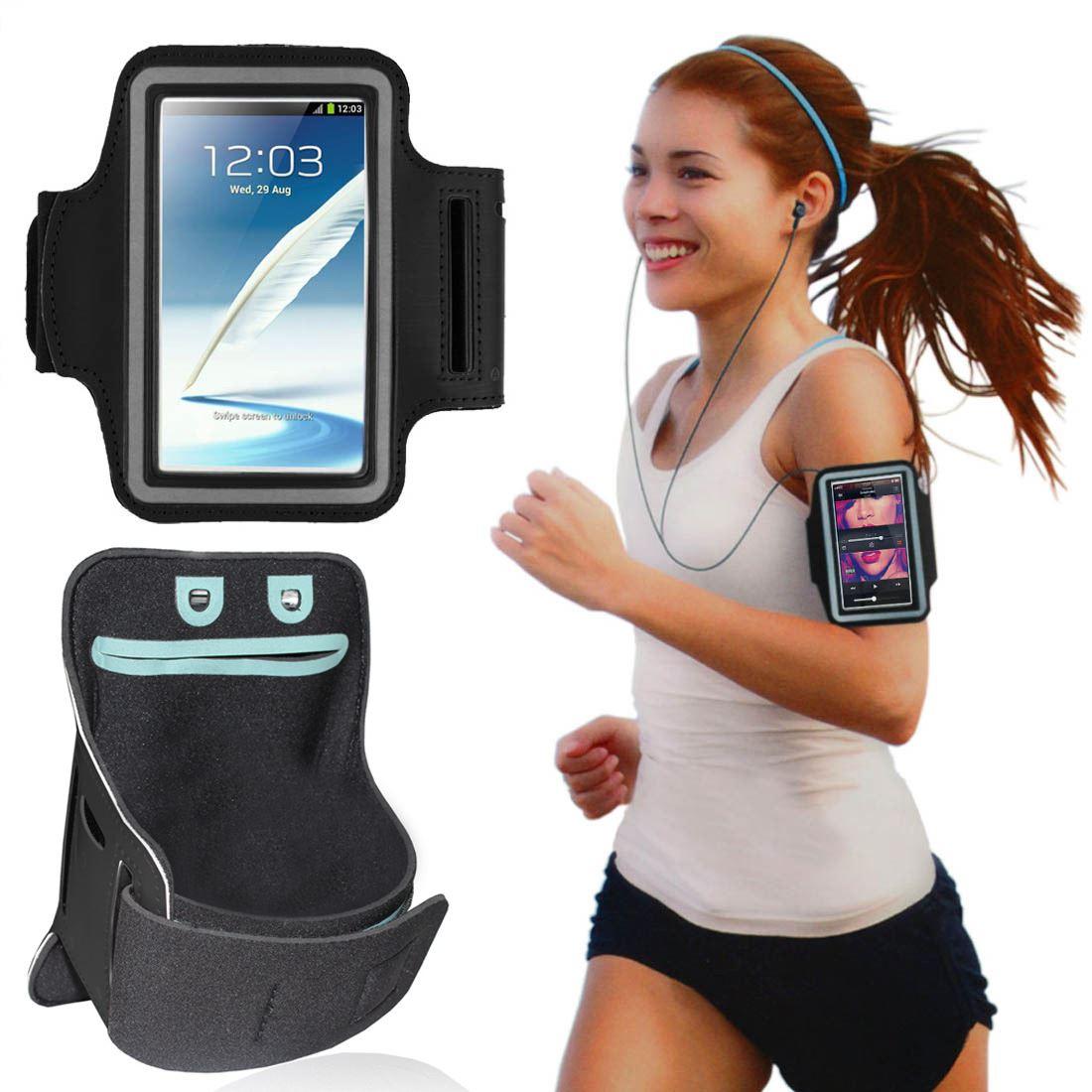royaume uni sport jogging course gym bande de bras support. Black Bedroom Furniture Sets. Home Design Ideas