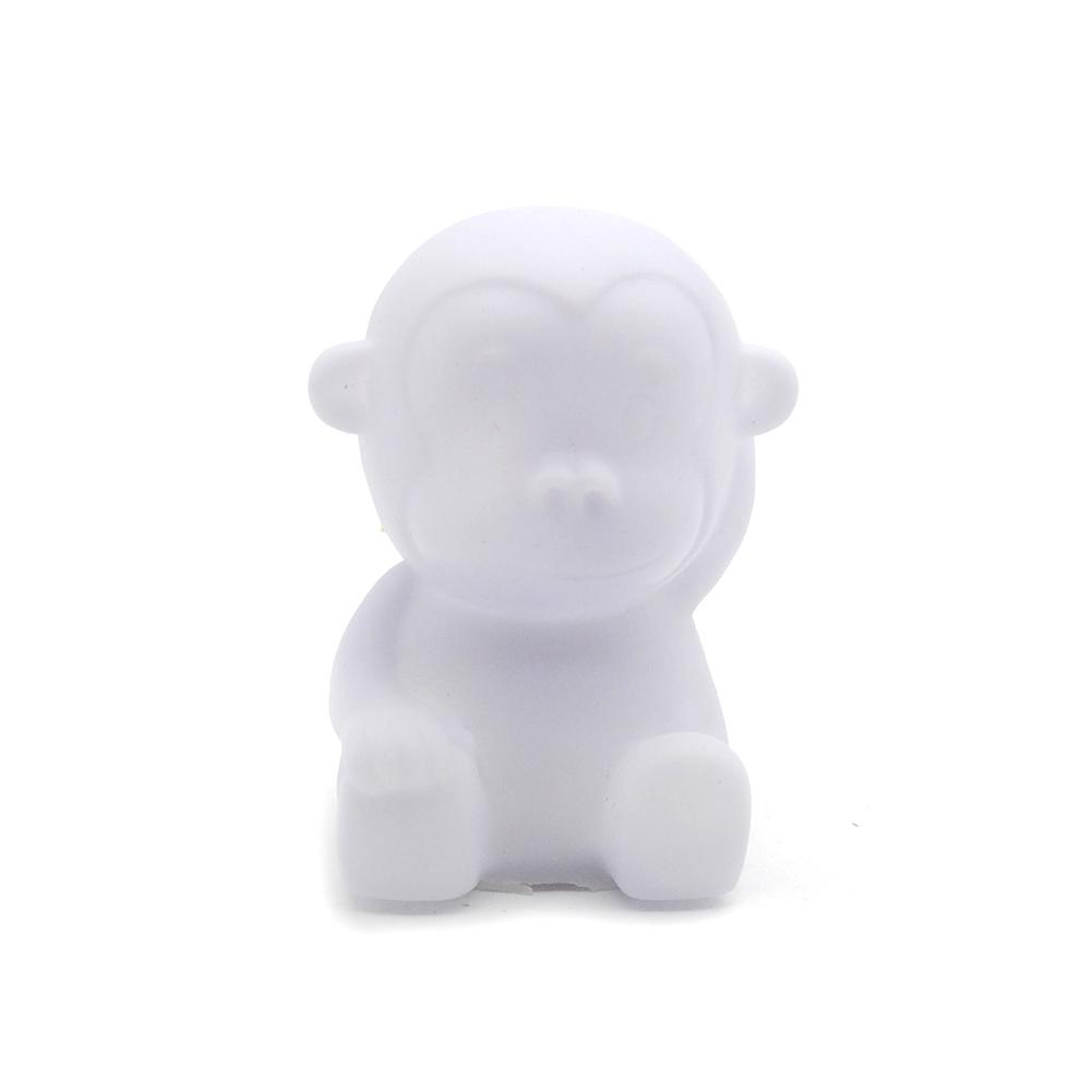 Adorable-Forme-D-039-animaux-LED-Changement-Lampe-Veilleuse