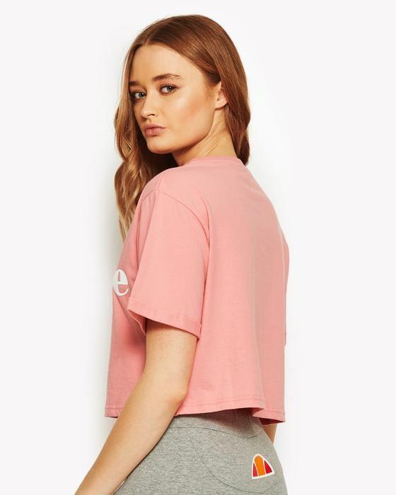 Détails sur Ellesse Alberta Femme T-Shirt