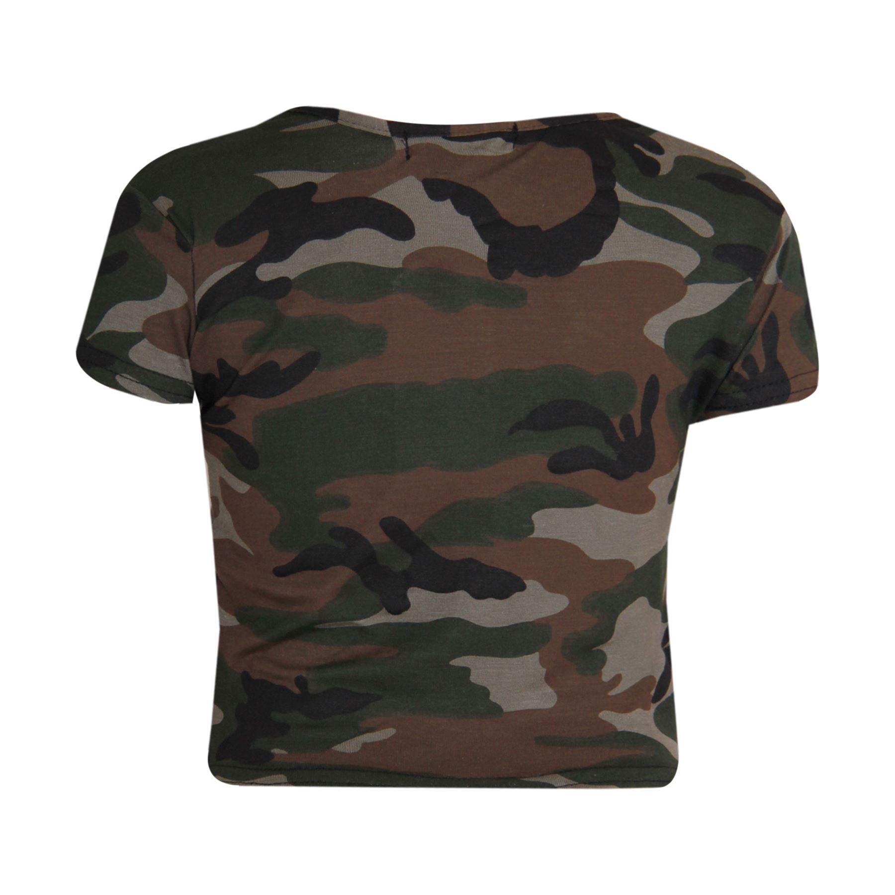 028b77eef94e4 Enfants Filles Nyc Camouflage Trendy Haut Court  amp  Mode Leggings ...