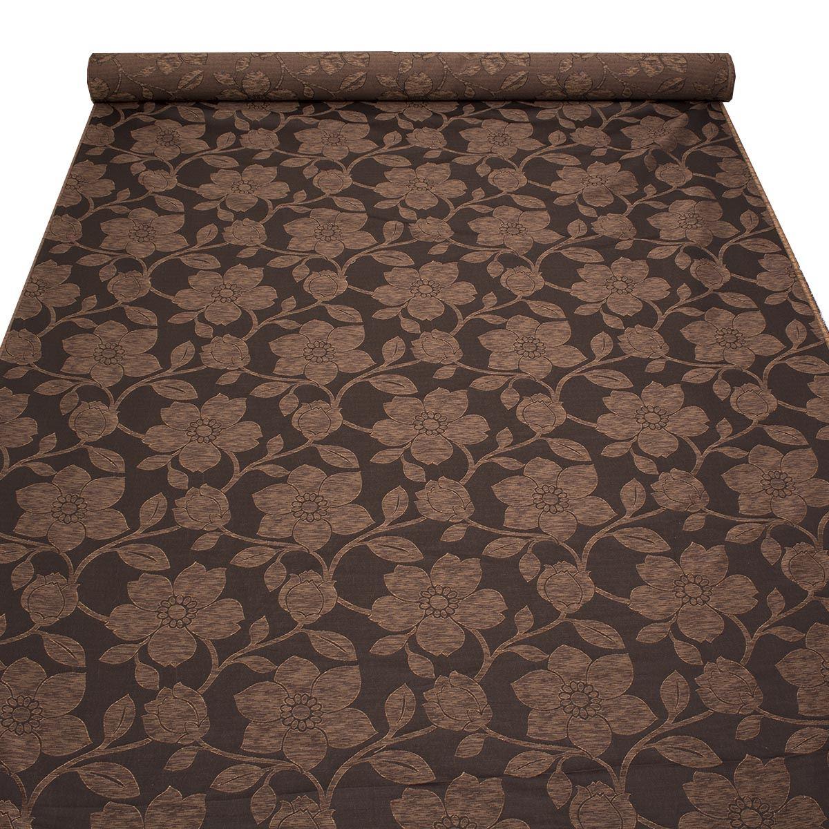 cadiz jacquard stoff gewebt blumenmuster weiche seide filz vorhang polster ebay. Black Bedroom Furniture Sets. Home Design Ideas