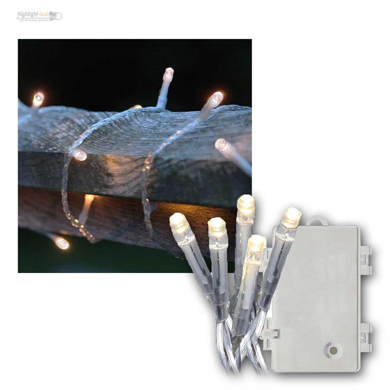 dura-LED-Bateria-Exterior-CADENA-DE-LUCES-Mi-temporizador-Navidad-Red