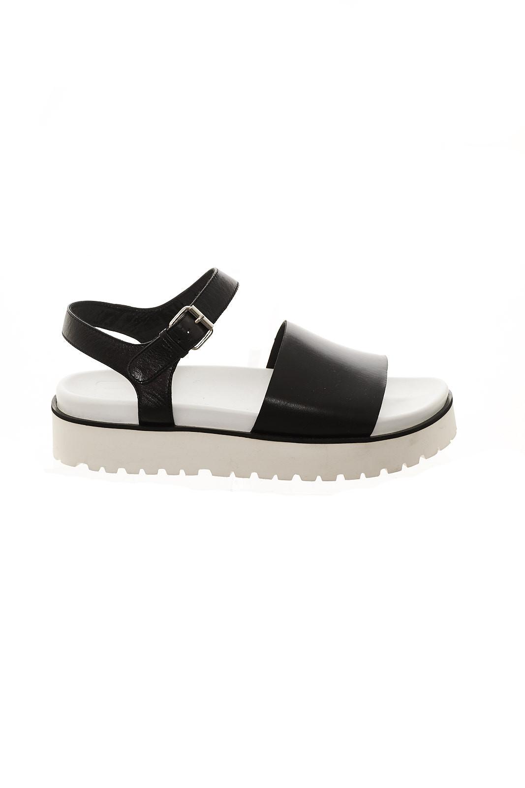 je suis isola de marras femmes mod.mr0023 sandales de isola cuir d2920d