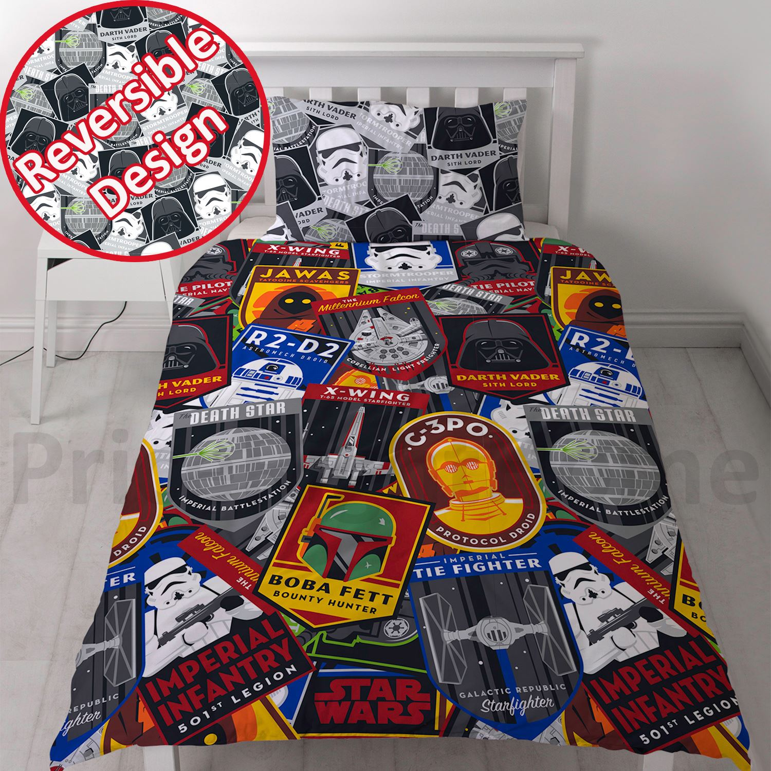 garcon-personnage-simple-Rotary-Housse-couette-star-wars-Les-Vengeurs