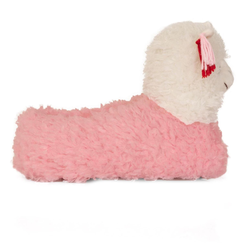 7dae88837b9c8 Loungeable Femmes Mignon 3D Animal Pantoufles Nouveauté pour Dames ...