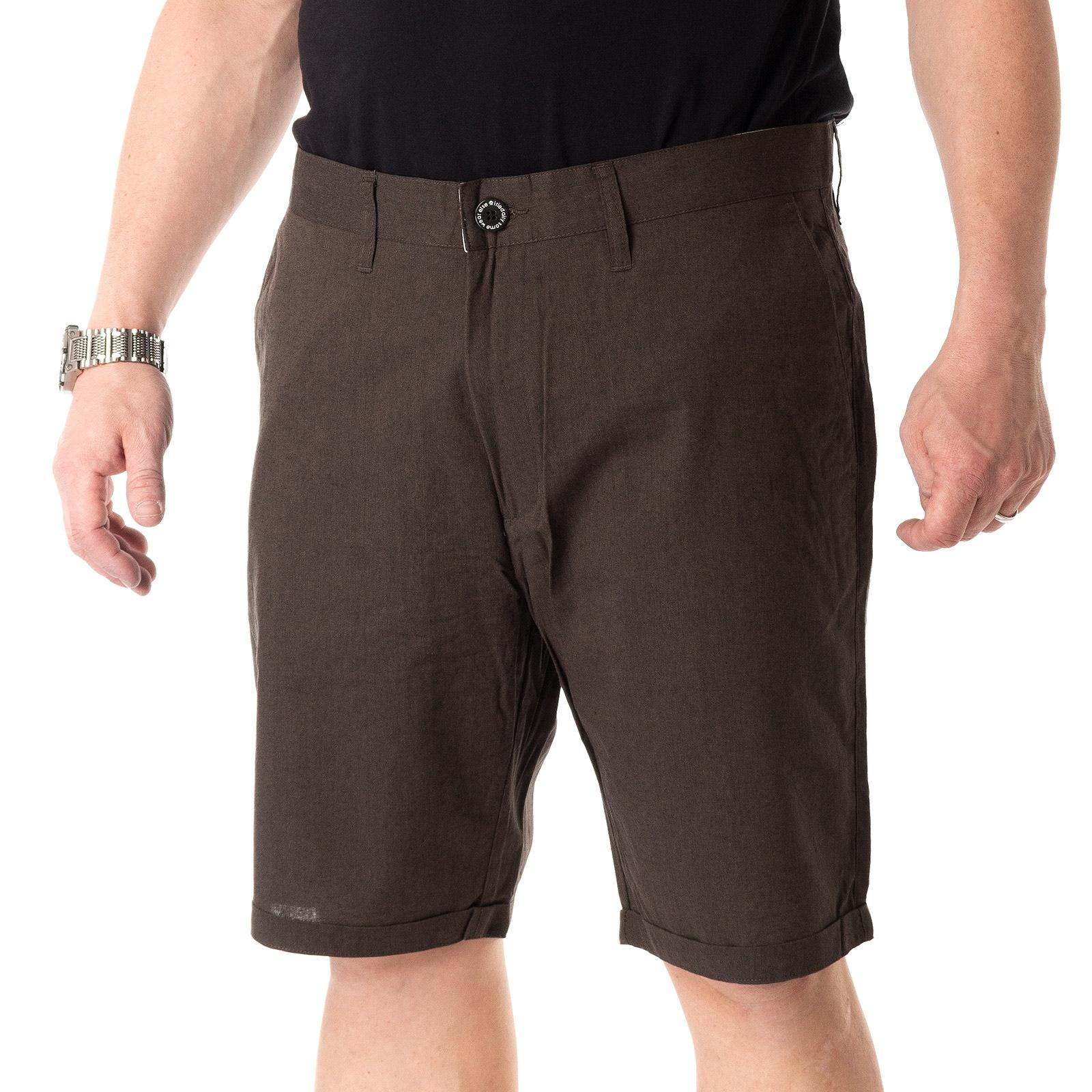 Iriedaily-Golfista-Chambray-Pantalones-cortos-hombre-pantalon-corto-DIFERENTES