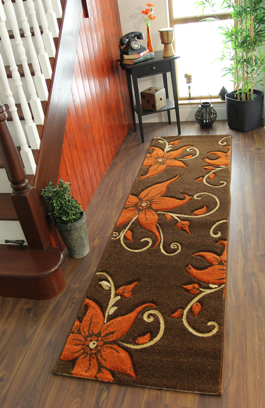 Soft Thick Havana Hall Runner Rugs New Long
