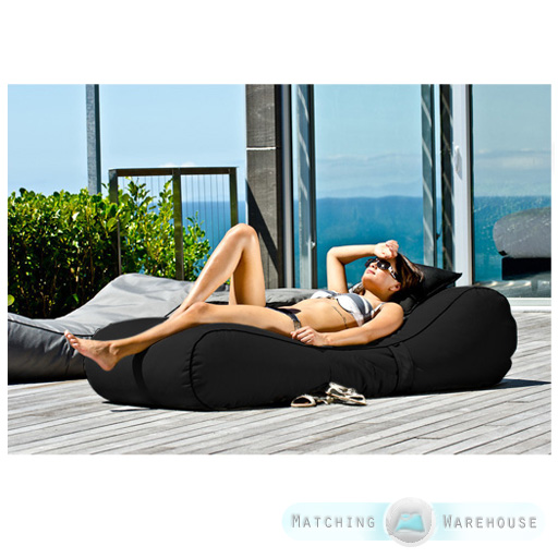 transat tanche inclinable fourniture pouf jardin canap d 39 ext rieur soleil ebay. Black Bedroom Furniture Sets. Home Design Ideas