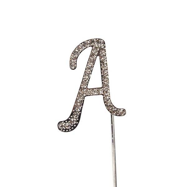 Diamant-Figurien-Pour-Gateau-Lettres-Alphabet-Anniversaire