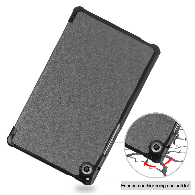 miniature 43 - Smart Cover pour Huawei Matepad T8 8.0 Pouces Étui de Protection Slim Coque Sac