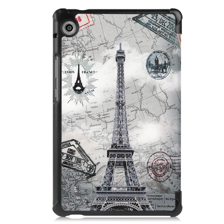 miniature 116 - Smart Cover pour Huawei Matepad T8 8.0 Pouces Étui de Protection Slim Coque Sac