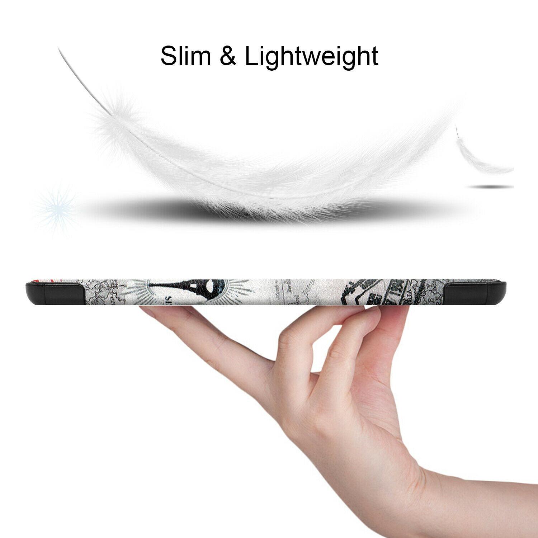 miniature 110 - Smart Cover pour Huawei Matepad T8 8.0 Pouces Étui de Protection Slim Coque Sac