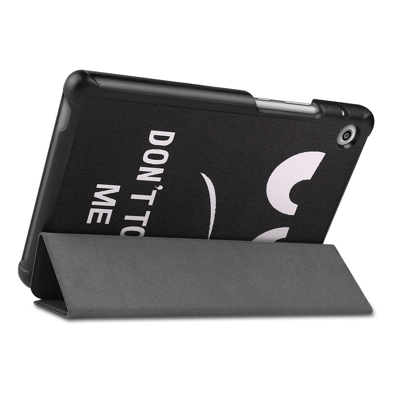 miniature 123 - Smart Cover pour Huawei Matepad T8 8.0 Pouces Étui de Protection Slim Coque Sac