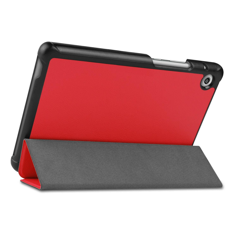 miniature 33 - Smart Cover pour Huawei Matepad T8 8.0 Pouces Étui de Protection Slim Coque Sac