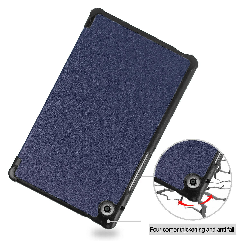 miniature 25 - Smart Cover pour Huawei Matepad T8 8.0 Pouces Étui de Protection Slim Coque Sac