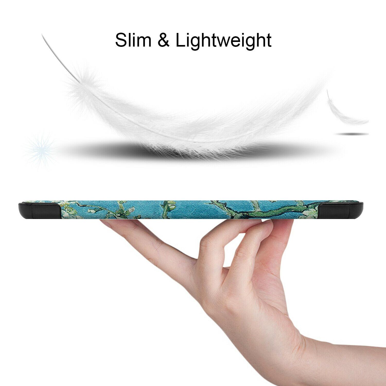 miniature 128 - Smart Cover pour Huawei Matepad T8 8.0 Pouces Étui de Protection Slim Coque Sac