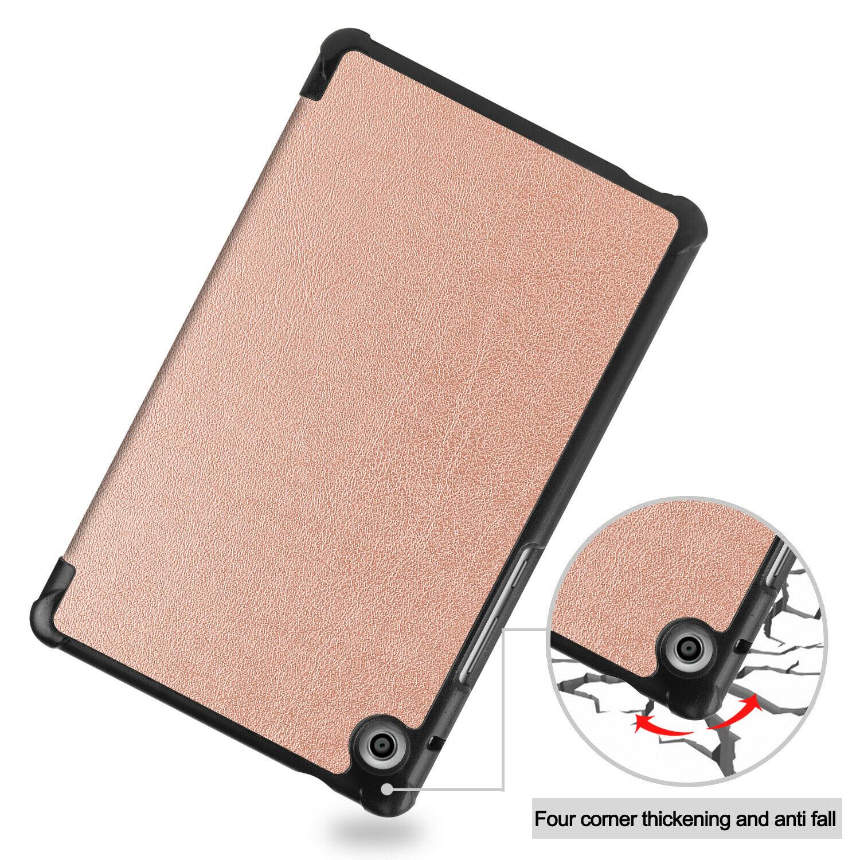 miniature 52 - Smart Cover pour Huawei Matepad T8 8.0 Pouces Étui de Protection Slim Coque Sac