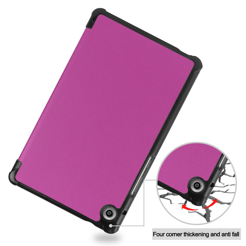 miniature 61 - Smart Cover pour Huawei Matepad T8 8.0 Pouces Étui de Protection Slim Coque Sac