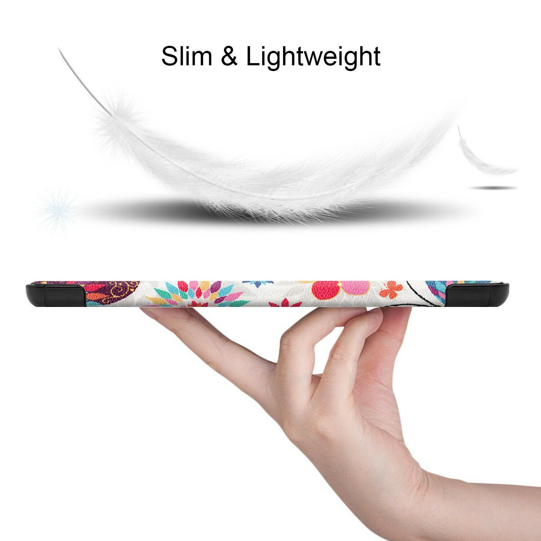 miniature 92 - Smart Cover pour Huawei Matepad T8 8.0 Pouces Étui de Protection Slim Coque Sac