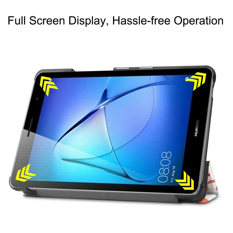 miniature 94 - Smart Cover pour Huawei Matepad T8 8.0 Pouces Étui de Protection Slim Coque Sac