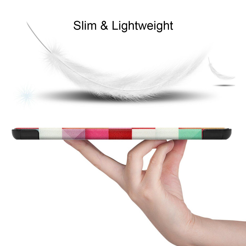 miniature 137 - Smart Cover pour Huawei Matepad T8 8.0 Pouces Étui de Protection Slim Coque Sac