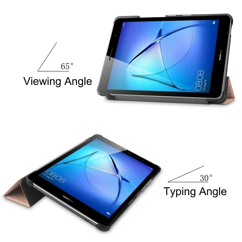 miniature 48 - Smart Cover pour Huawei Matepad T8 8.0 Pouces Étui de Protection Slim Coque Sac