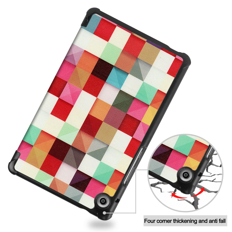 miniature 142 - Smart Cover pour Huawei Matepad T8 8.0 Pouces Étui de Protection Slim Coque Sac