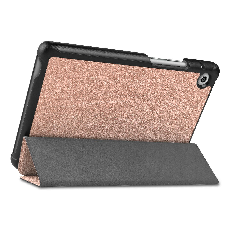 miniature 51 - Smart Cover pour Huawei Matepad T8 8.0 Pouces Étui de Protection Slim Coque Sac