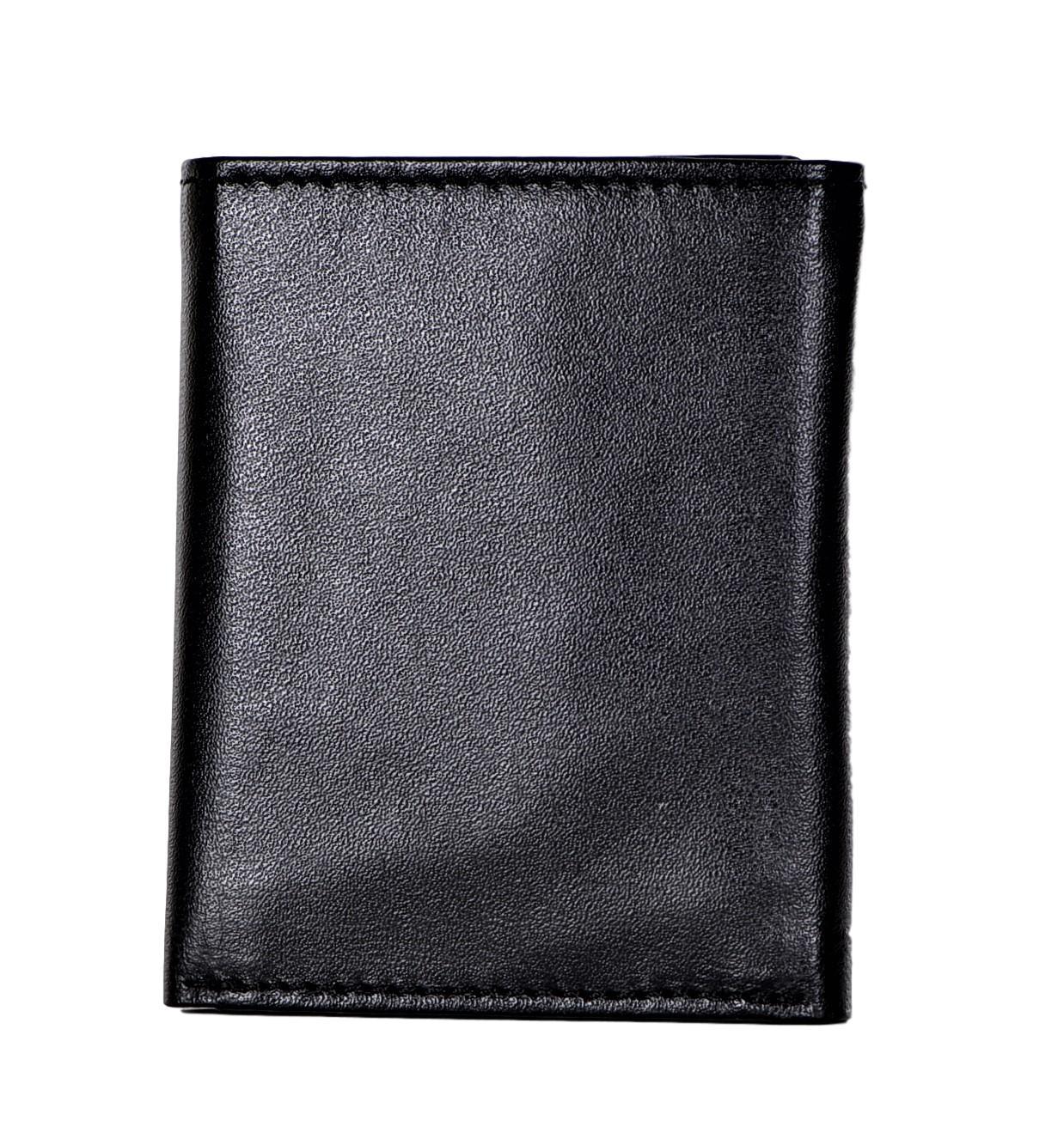 Tahari-Men-039-s-RFID-Security-Blocking-Leather-Glove-Trifold-Wallet thumbnail 8