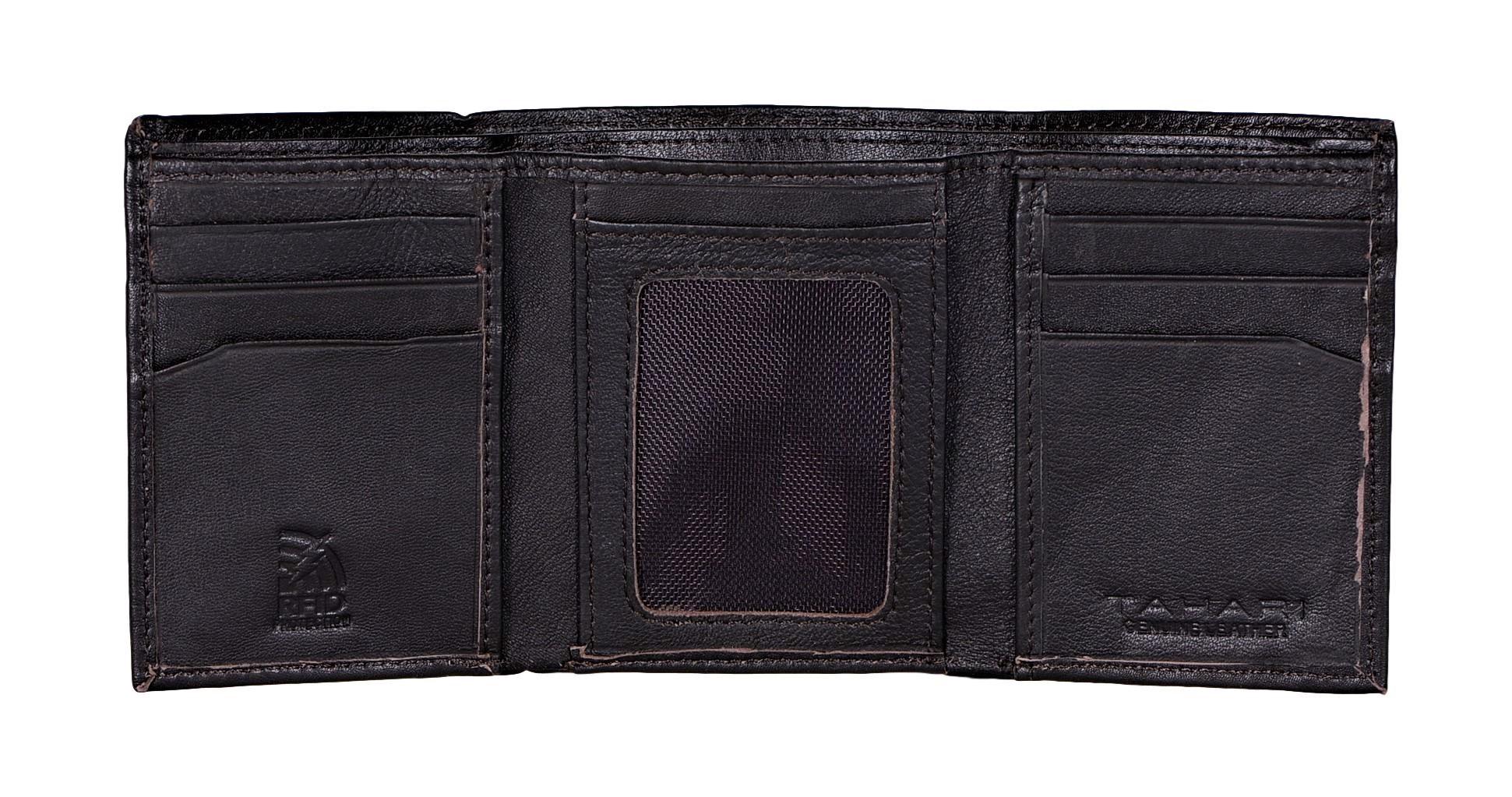 Tahari-Men-039-s-RFID-Security-Blocking-Leather-Glove-Trifold-Wallet thumbnail 13