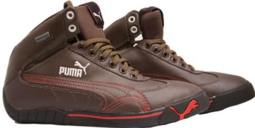 Casual Lace 2 Gtx Puma Cat pour course Sports 9 Speed Jr Mid Chaussures Up de enfants High 7Cqx4HO
