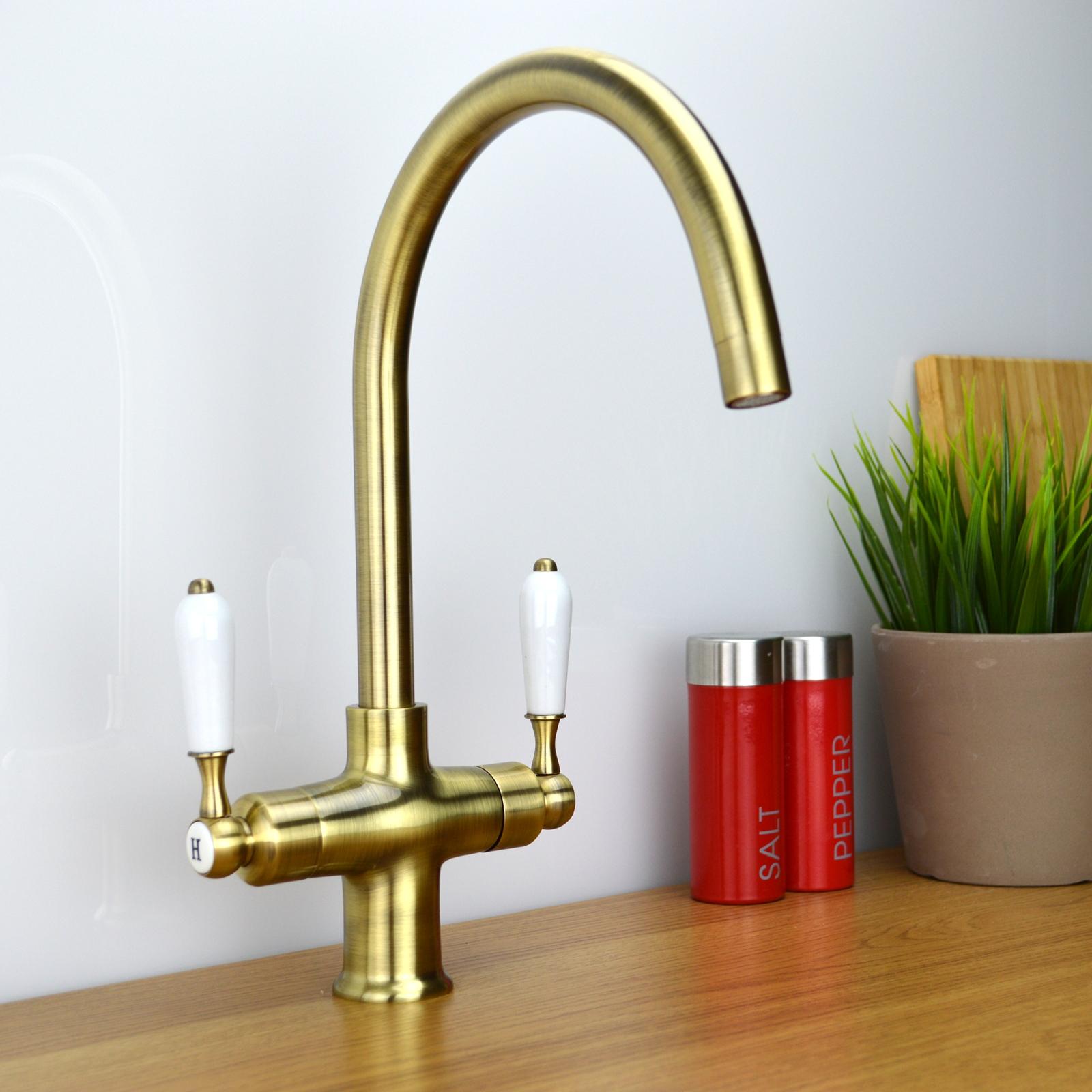 new kitchen sink water pressure - taste